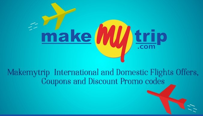 Discount coupons for make my trip